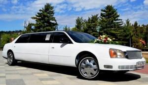 limuzina cluj - Cadillac Deville DTS